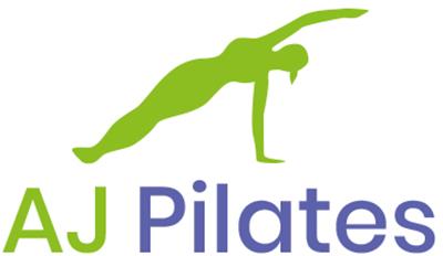 aj pilates logo