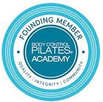 founding member pilates logo